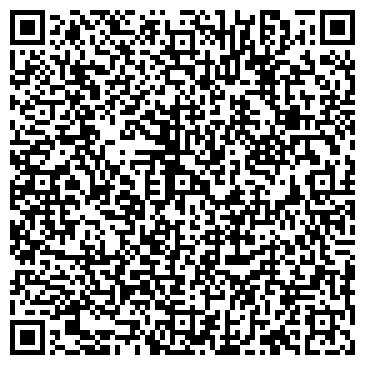 QR-код с контактной информацией организации ООО КлинингБург