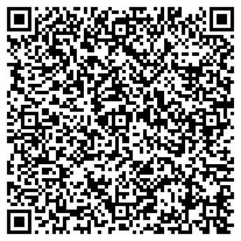 QR-код с контактной информацией организации МАКСИ ФЛОРА, ООО