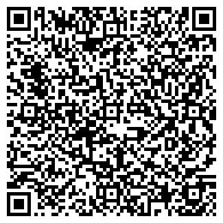 QR-код с контактной информацией организации ИРБИС ТОО