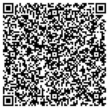QR-код с контактной информацией организации ООО Азия Транс Трейд