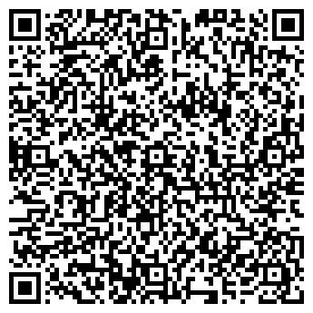 QR-код с контактной информацией организации БИБЛИОТЕКА № 1 МПГУ