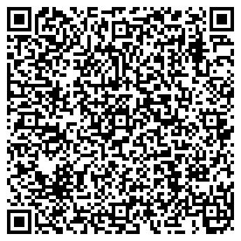 QR-код с контактной информацией организации БИБЛИОТЕКА № 10 МПГУ