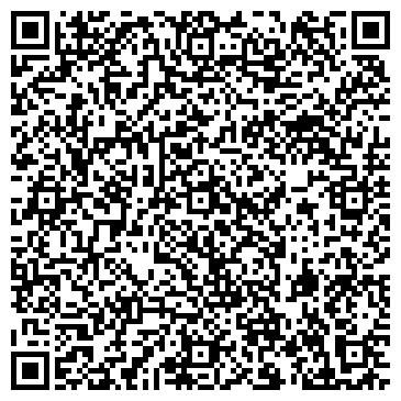 QR-код с контактной информацией организации ООО Амоко Финансиала Група