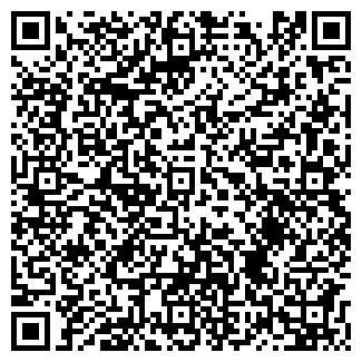 QR-код с контактной информацией организации ЛЮБИМЫЙ