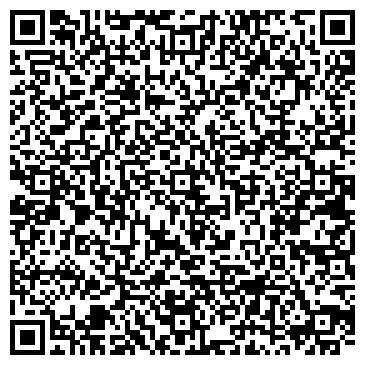 QR-код с контактной информацией организации Glass House