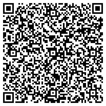 QR-код с контактной информацией организации Пластиплюс