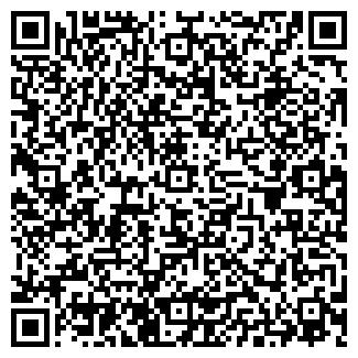 QR-код с контактной информацией организации NEW TRAVEL