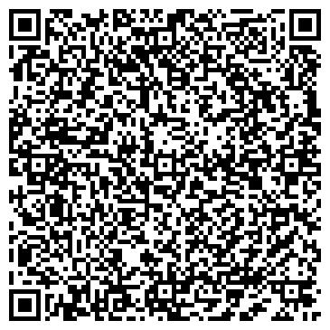 QR-код с контактной информацией организации ООО Nails Homework