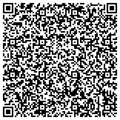 QR-код с контактной информацией организации Фонд содействия развитию технологий и инфраструктуры Интернет