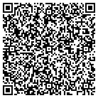 QR-код с контактной информацией организации ООО Техноматіка