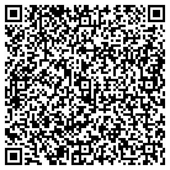 QR-код с контактной информацией организации Ресторан-клуб