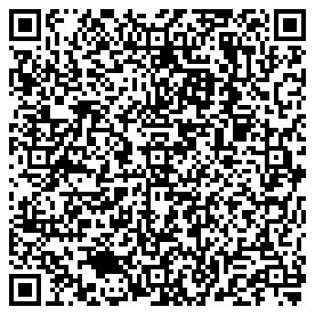 QR-код с контактной информацией организации ПРИВОЛЖСКИЙ ДОМ ЗНАНИЙ