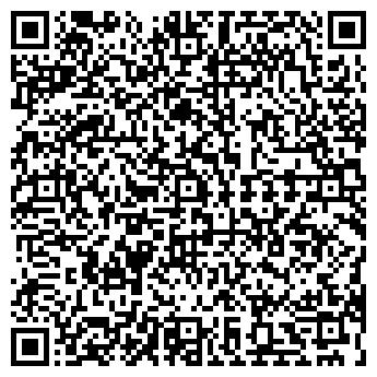 QR-код с контактной информацией организации ЧЕРЁМУШКИ, ЗАО