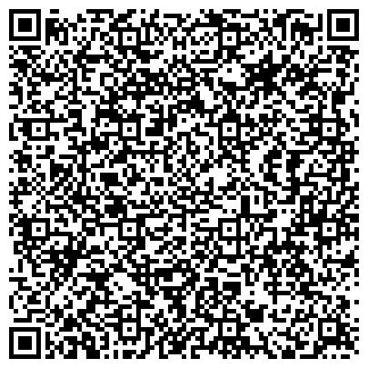 QR-код с контактной информацией организации Приютовский филиал Республиканского противотуберкулезного диспансера