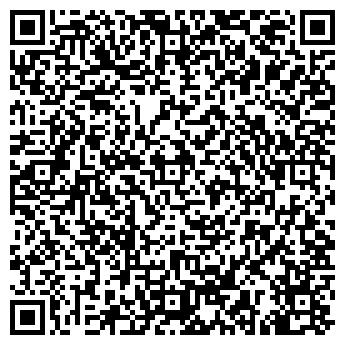 QR-код с контактной информацией организации ВОСХОД МАГАЗИН