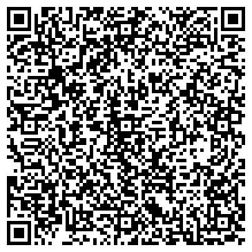 QR-код с контактной информацией организации Клининговая компания «Ронова»