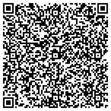 QR-код с контактной информацией организации ПАРИКМАХЕРСКАЯ ООО ШТИБЛЕТЫ