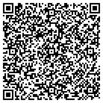 QR-код с контактной информацией организации АВИАСТ ЭЙР