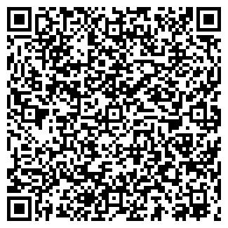 QR-код с контактной информацией организации М-АТЛАНТИК