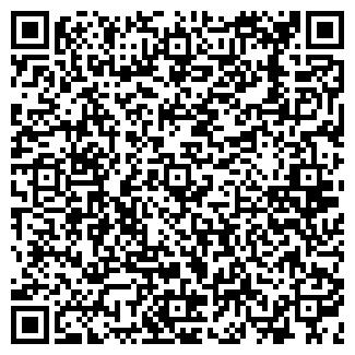 QR-код с контактной информацией организации АНОД-ЦЕНТР НПЦ