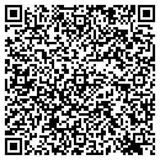 QR-код с контактной информацией организации ГЕОФРОСТ