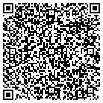 QR-код с контактной информацией организации ООО ЛЕНССТРОЙ