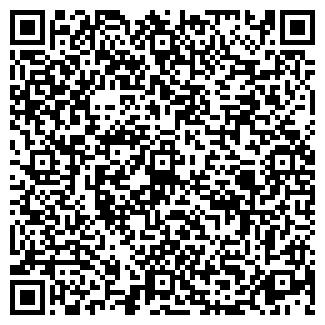 QR-код с контактной информацией организации ЗАО РЕСТР