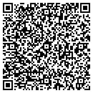 QR-код с контактной информацией организации ООО ТРОПИКА-РОС