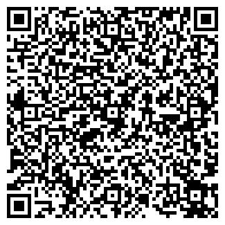 QR-код с контактной информацией организации ДЭНС