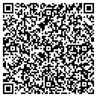 QR-код с контактной информацией организации ИНВЕСТ-ПРОЕКТ