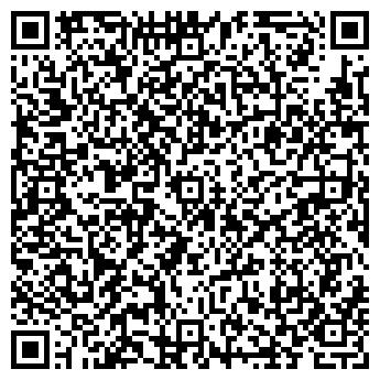 QR-код с контактной информацией организации ТРАНСРАДА ФИНАНС