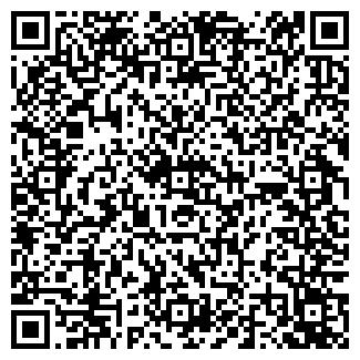 QR-код с контактной информацией организации ЗАО ЛАМО