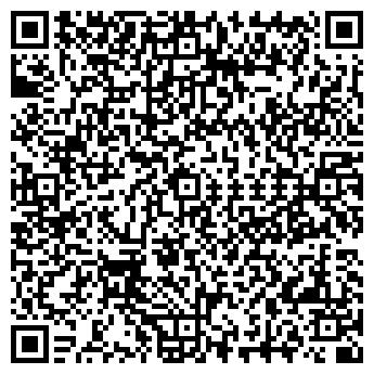 QR-код с контактной информацией организации ТРЕНАЖЁРНЫЙ ЗАЛ
