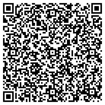 QR-код с контактной информацией организации ГЕПАРД