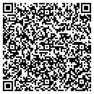 QR-код с контактной информацией организации РИСМАШ АО
