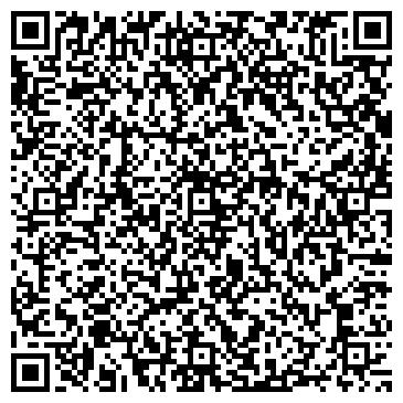 QR-код с контактной информацией организации КОММЕРЧЕСКИЙ КЛУБ