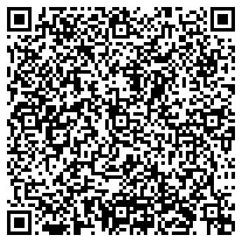QR-код с контактной информацией организации АЛЛМЕТ