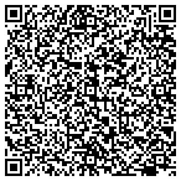 QR-код с контактной информацией организации Веб-студия bizonoff