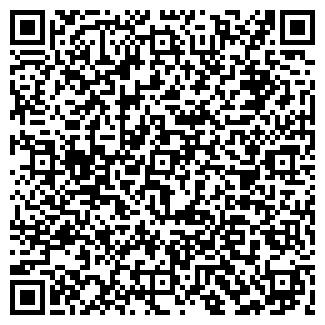 QR-код с контактной информацией организации САЛОН ШТОР
