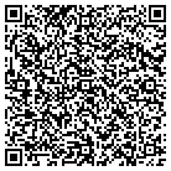 QR-код с контактной информацией организации АТОЛЛ