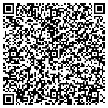 QR-код с контактной информацией организации ОКНА ХОББИТ