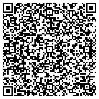 QR-код с контактной информацией организации АСКАНИЯ ТРАСТ