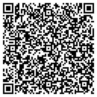 QR-код с контактной информацией организации РАДИО ПИК