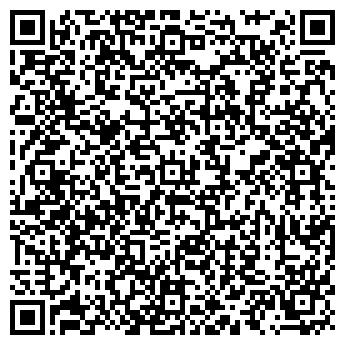 QR-код с контактной информацией организации АНГАРСКИЕ ОГНИ ГАЗЕТА