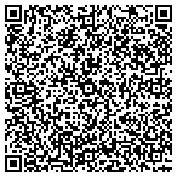 QR-код с контактной информацией организации ГОВОРИТ И ПОКАЗЫВАЕТ ИРКУТСК