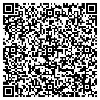 QR-код с контактной информацией организации РОДНОЕ СЕЛО