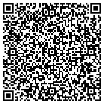 QR-код с контактной информацией организации ИОАО ИСКРА РУС