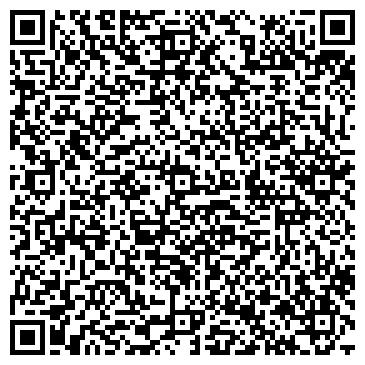 QR-код с контактной информацией организации ООО КАСКАД-С, строительство Щелково