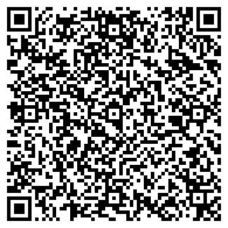 QR-код с контактной информацией организации ЗАО КИССАН