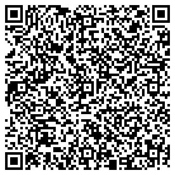 QR-код с контактной информацией организации МОСОБЛСПЕЦСТРОЙ, ПМК-496, ЗАО